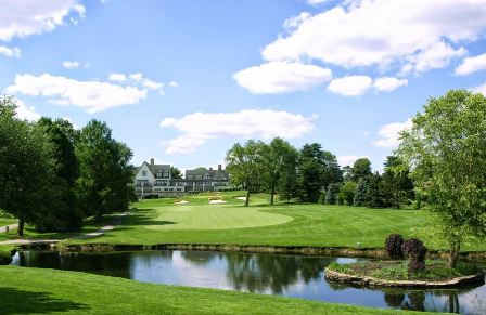 Llanerch Country Club,Havertown, Pennsylvania,  - Golf Course Photo