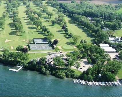 Lake Geneva Country Club, Lake Geneva, Wisconsin, 53147 - Golf Course Photo