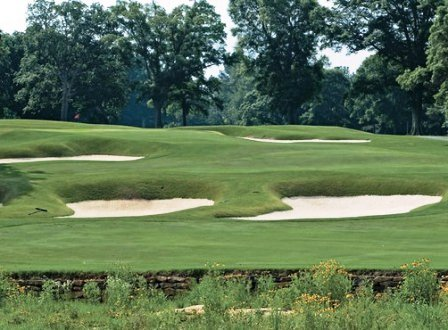 Golf Course Photo, Charlotte Country Club, Charlotte, 28205