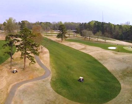 Dr Charles L Sifford Golf Course at Revolution Park