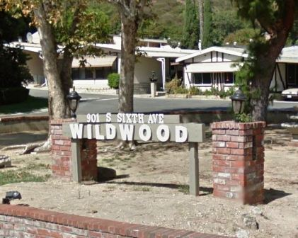 Wildwood Mobile Country Club,Hacienda Heights, California,  - Golf Course Photo