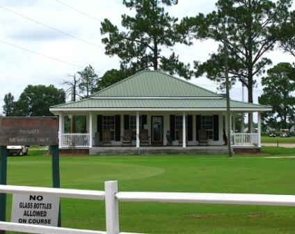 Ocilla Country Club, Ocilla, Georgia, 31774 - Golf Course Photo