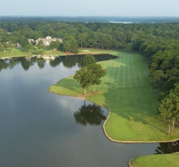 Reynolds Plantation, Great Waters Course, Greensboro, Georgia, 30642 - Golf Course Photo