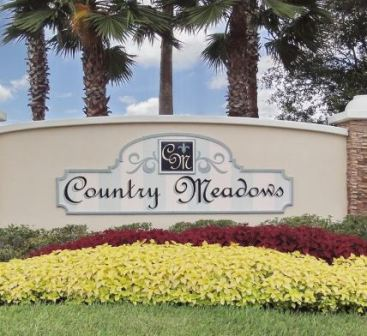 Country Meadows,Plant City, Florida,  - Golf Course Photo