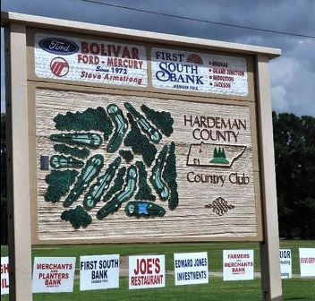 Hardeman County Golf & Country Club,Bolivar, Tennessee,  - Golf Course Photo