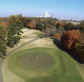 Dr Charles L Sifford Golf Course at Revolution Park,Charlotte, North Carolina,  - Golf Course Photo