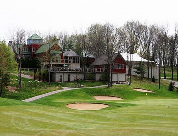 Yarrow Golf and Conference Center, CLOSED 2015,Augusta, Michigan,  - Golf Course Photo
