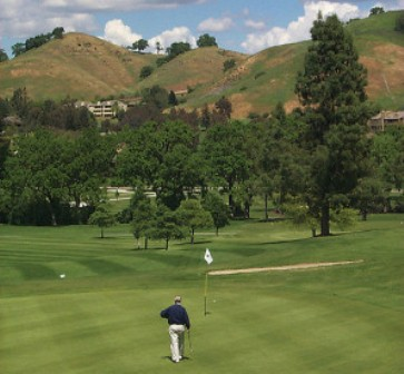 Rossmoor Golf Course, Dollar Ranch Golf Course,Walnut Creek, California,  - Golf Course Photo